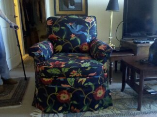 Custom Slipcovers For Sonoma County