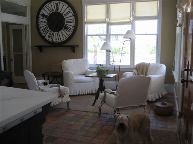 Windsor California Custom Slipcovers Chair