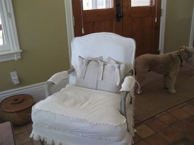 Windsor California Custom Slipcovers Chairs