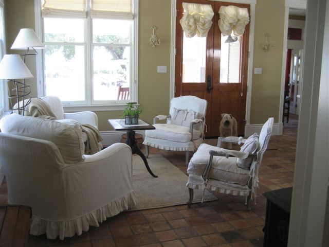 Windsor California Custom Slipcovers Livingroom