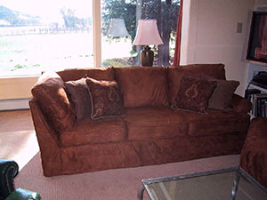 Sofa Slipcovers - Sonoma County